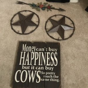 Other - Western home decor